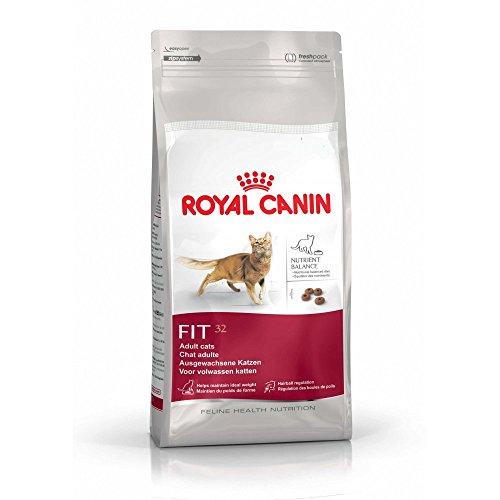 Royal Canin Katzenfutter Feline Fit 32, 1er Pack (1 x 400 g Packung)
