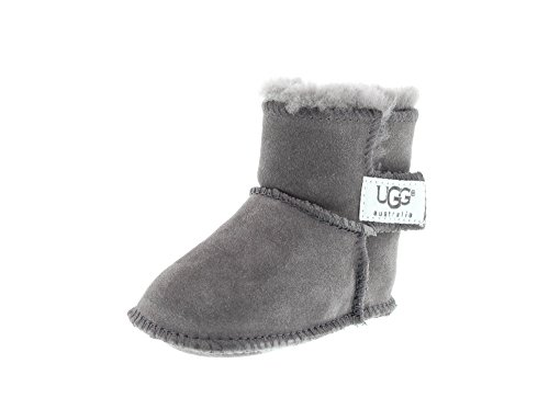 UGG Erin 5202 Unisex - Kinder 6Baby Shoes Charcoal