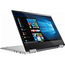 "2018 Newest Lenovo Yoga 720 2-in-1 13.3"" Premium Touch-Screen Laptop -Intel Core I5-8250U (Beat I7-7500) Quad-core Processor, 8GB RAM, 256GB SSD, Bluetooth, Thunderbolt, Windows 10- Platinum Silver"