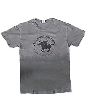 Neil Young - Tour 2013 - Camiseta Oficial Hombre