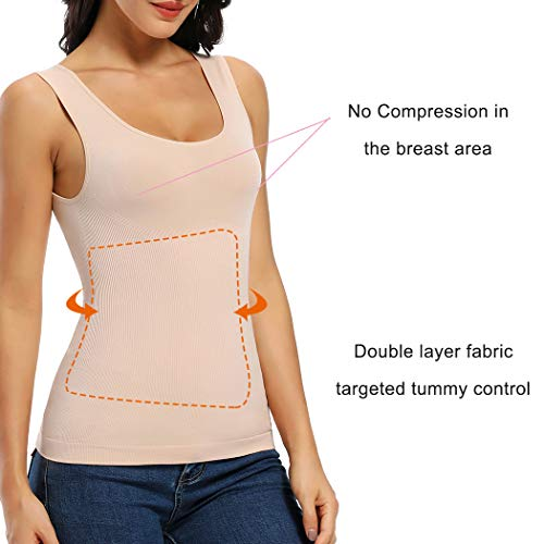 Zoom IMG-2 joyshaper donne shapewear top controllo