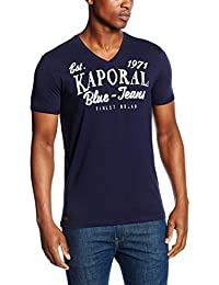 Kaporal Forky, T-Shirt Homme Manche Courte