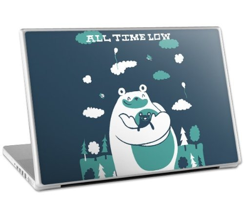 MusicSkins All Time Low Balloon Bear - Skin para MacBook, MacBook Pro, MacBook Air y portátiles de 1