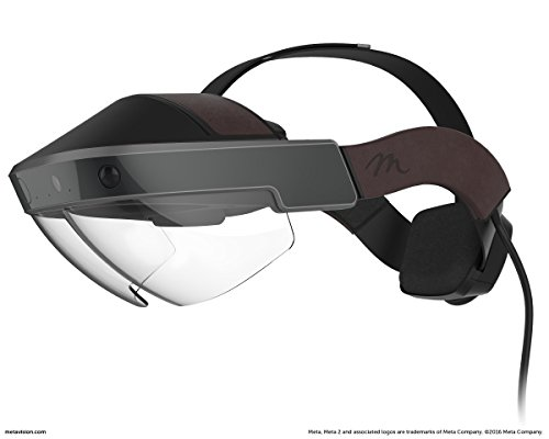 Meta 2 Development Kit Aumentada de Reality Headset de (AR)