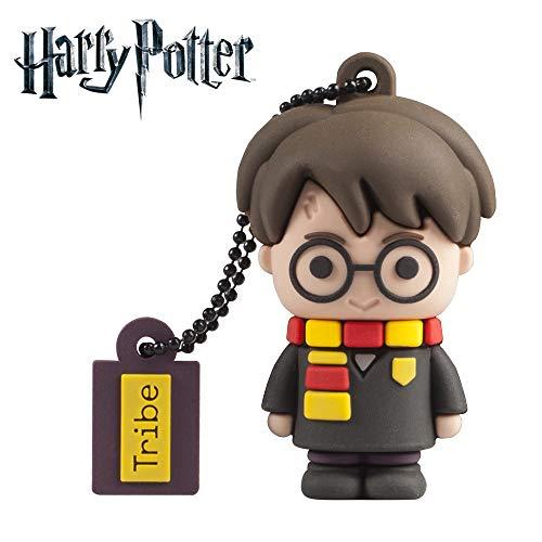 Foto Chiavetta USB 32 GB Harry Potter - Memoria Flash Drive 2.0 Originale Harry Potter, Tribe FD037701