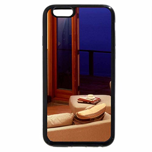 iPhone 6S / iPhone 6 Case (Black) Warm and cosy room