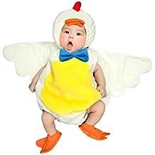 THEE Disfraz de Fotografía de Pollito Bebé Recién Nacido