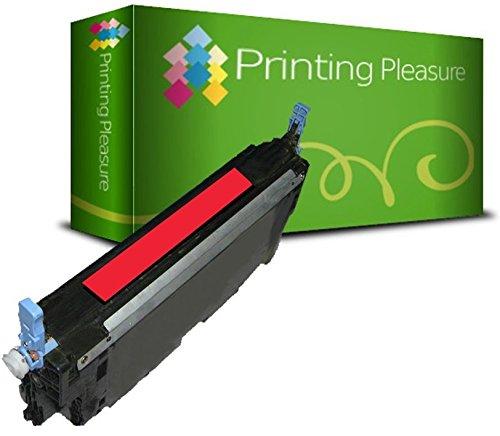 Printing Pleasure Q6473A Magenta Premium Toner kompatibel für HP Color Laserjet 3600, 3600DN, 3600N, 3800, 3800DN, 3800DTN, 3800N, CP3505, CP3505DN, CP3505N, CP3505X, Canon Lasershot LBP-5400, I-Sensys MF-8450, MF-9130, MF-9170 (Laser Q6473a Magenta Hp)