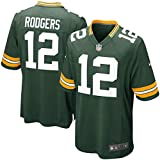 Nike NFL Green Bay Packers Youth Home Game Jersey - Aaron Rodgers Youth Large