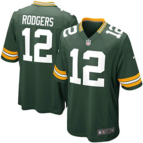 Nike NFL Green Bay Packers Youth Home Game Jersey - Aaron Rodgers Youth Large Rodgers Jersey
