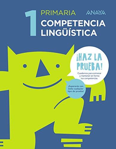 Competencia lingüística 1. (¡Haz la prueba!) - 9788469831274