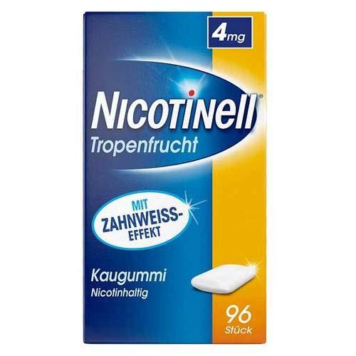 Nicotinell 4mg Tropenfruc 96 stk