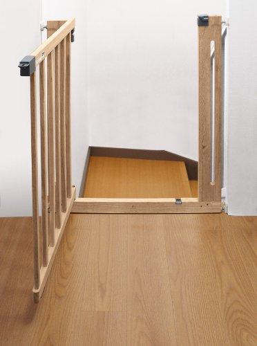 Safety 1st Easy Close Wood Treppenschutzgitter - 5