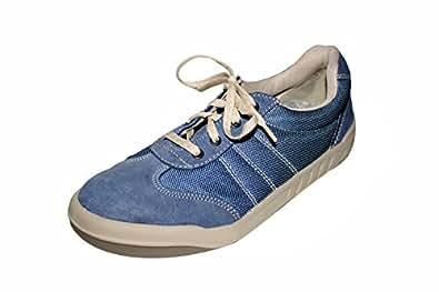 JANNY Chaussure de Sécurité tennis Bleu Jeans Femme S1