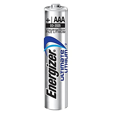 Piles Lithium Aaa - Energizer - Pile Lithium - AAA x
