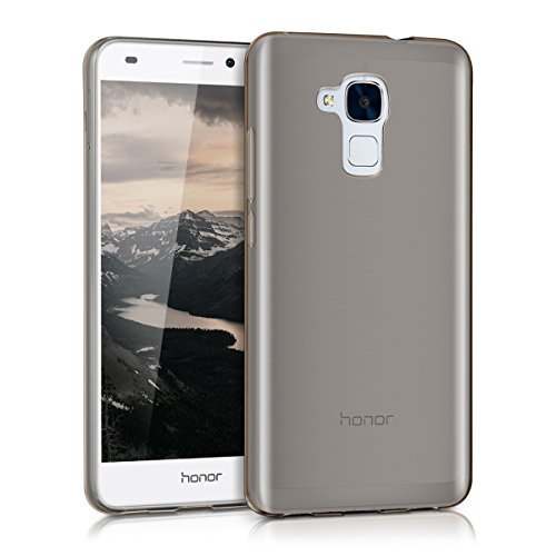kwmobile Huawei Honor 5C Hülle - Handyhülle für Huawei Honor 5C - Handy Case in Schwarz