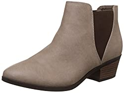 Call It Spring Womens Moillan Taupe Boots - 7 UK/India (40 EU) (9US)