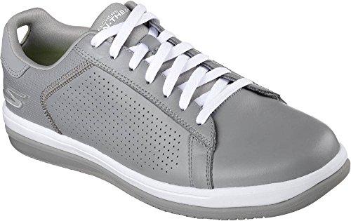 Skechers - Pantofole Uomo Grau