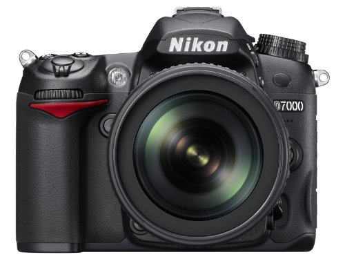 Get Nikon D7000 Digital SLR Camera with 18-105mm VR Lens Kit (16.2MP) 3 inch LCD Special