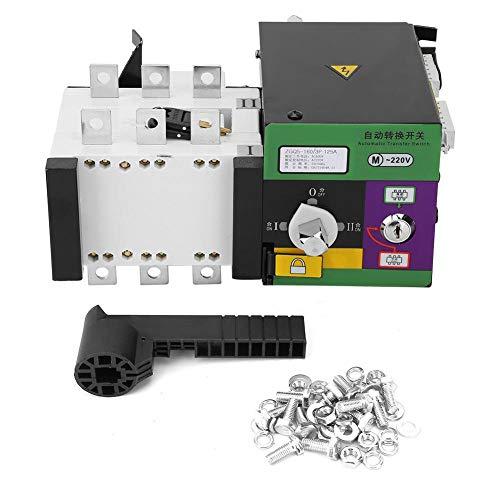 Interruptor de transferencia automática de doble potencia Nitrip 160A 400V para el...