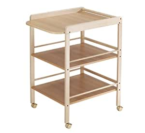 Geuther table langer clarissa naturelle plan langer - Table a langer geuther clarissa ...