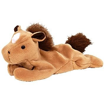 ty-beanie-baby-peluche-animaux-derby-le-cheval