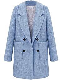 online store c9a1d 81f04 Amazon.it: giacca azzurra - Donna: Abbigliamento