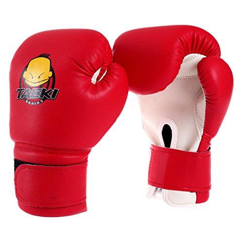 ZREAL Kinder Boxhandschuhe, Training Boxhandschuhe für Kinder, Cartoon