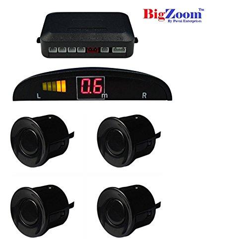 bigzoom stylish car reverse parking sensor for maruti a-star-(black) Bigzoom Stylish Car Reverse Parking Sensor For Maruti A-STAR-(Black) 41ijlDccsxL