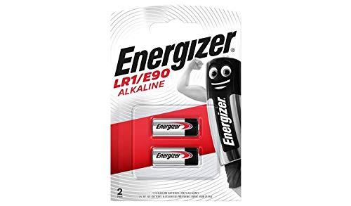 Energizer Alkali Batterie, Spezialbatterie LR1 / E90, 2 Stück