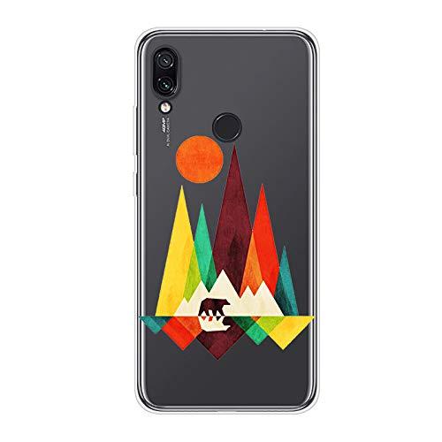 Aksuo Funda For Xiaomi Redmi Note 7