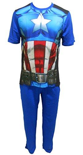 marvel-avengers-captain-america-uomo-pigiama-set-diuomoioni-l