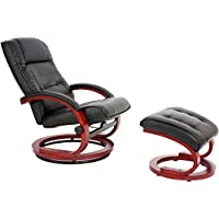 Girevole poltrone relax et chaise longue for Poltrone relax amazon