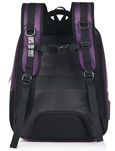 Binlion Taikes Loop Backpack Purple07