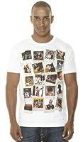 Retreez Polaroid Photos Memories Graphic Printed Men's T-shirt