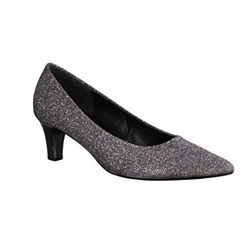 Gabor Damen Fashion Pumps Grau (69 Argento)