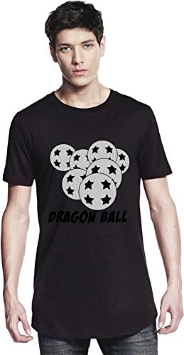 Seven Dragon Balls Long T-shirt Small