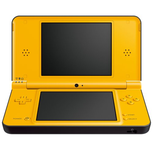 Nintendo DSi XL Handheld Console (Yellow) [importación inglesa]