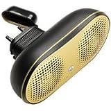 """Sony Ericsson MPS-75 Haut parleur portable """"Snap-on"""" noir/Gold"""