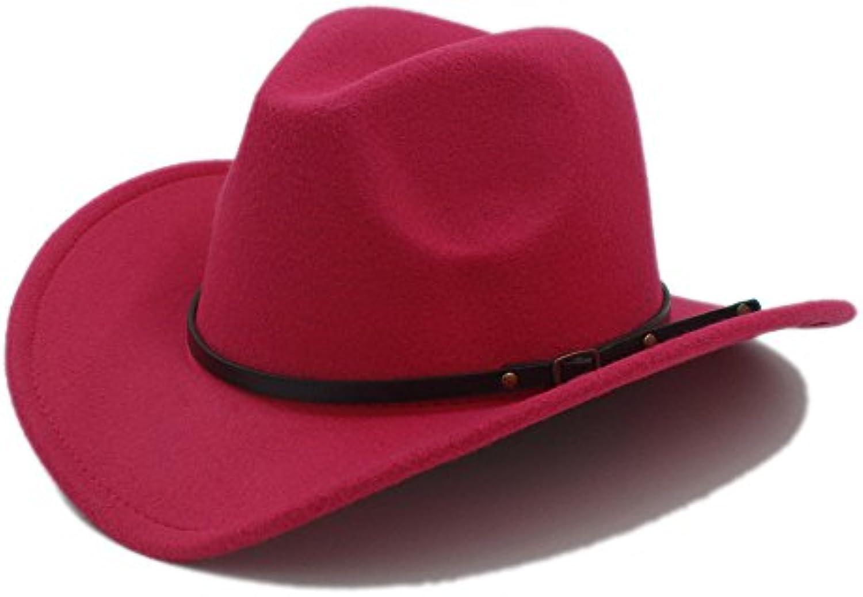 Fashion Cappello da cowboy occidentale da da occidentale uomo di buona moda  delle donne di modo 7a2e63b989a3