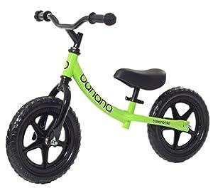 Balance Bike for Kids - 2, 3 & 4 Year Olds - Lightweight 2017 Banana Bike LT
