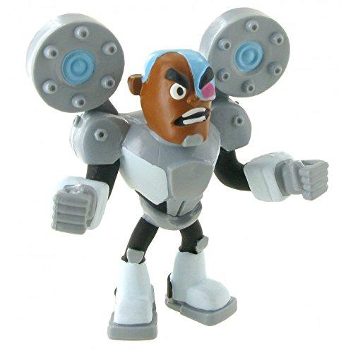 Teen Titans Go!.-Figuren Cyborg, 8cm (1)