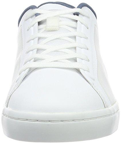 2 Branco branco 316 001 Mulheres Straightset Lacoste Ténis qangXtZv