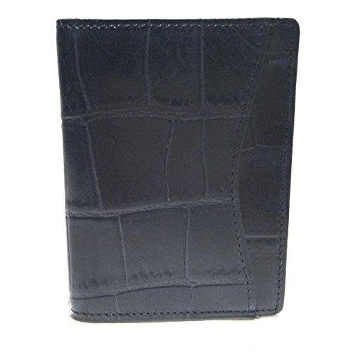 Golunski  7-209, Porta carta di identità  Unisex adulti Donna, Navy/Black No Gift Box (blu) - 1117
