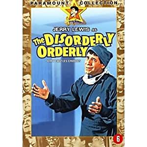 The Disorderly Orderly (Jerry Lewis) Region 2 EU import