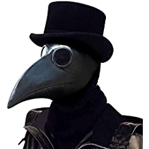 Pájaros Plague Doctor Nariz de Cosplay Fancy diseño gótico Steampunk Retro Máscara ...