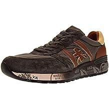 PREMIATA Scarpe Uomo Sneakers Basse Lander 3243 361ee437a06