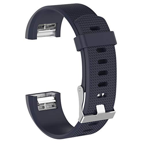 Handschlaufe, Chshe, Größeres Weiches Silikon-Ersatz-Uhrenarmband Für 2 Aufladungen, (F)