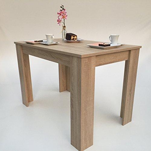 Möbel SD Esszimmertisch Sonoma 110x70