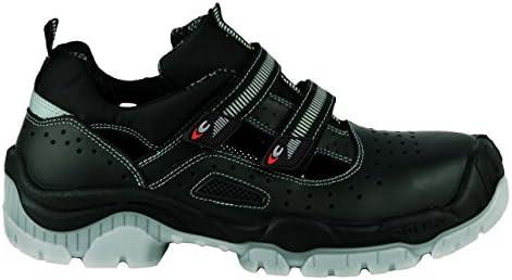 Cofra 31160 – 000.w40 Wolfsburg S1 P Sr – Zapatos de seguridad c talla 40 NEGRO